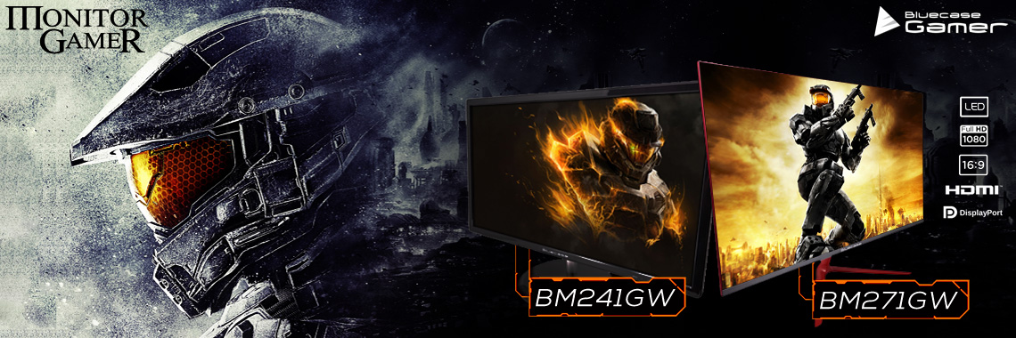 Monitores Gamer