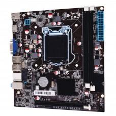 Placa mãe Bluecase BMBH61-M com Rede Gigabit