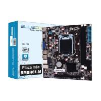 Placa mãe Bluecase BMBH61-M