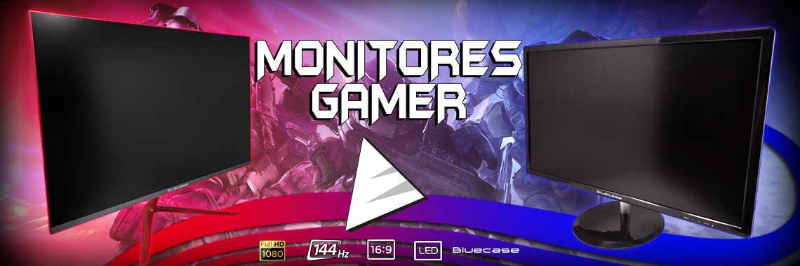 Monitores Gamer
