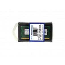 MEMORIA BLUECASE 4GB DDR3-1333 SODIMM BMGSO3D13M135VM9/4G