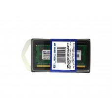 MEMORIA BLUECASE 2GB DDR3-1333 SODIMM BMGSO3D13M135VS9/2G
