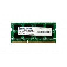 MEMORIA BLUECASE 4GB DDR3-1333 SODIMM BMDSO3D13M135VS9/4G