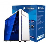 Gabinete Gamer  BG-015 White
