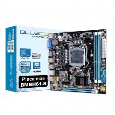 Placa mãe Bluecase BMBH61-S