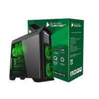 Gabinete Gamer BG-110 Black