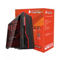 Gabinete Gamer  BG-009 Black