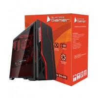 Gabinete Gamer  BG-009 Black