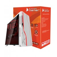 Gabinete Gamer  BG-009 White