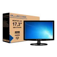 "Monitor LED 17,3"" BM1731HVW Bluecase"