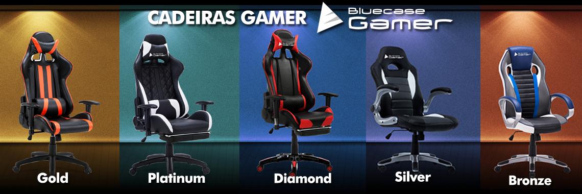 Cadeira Gamer Bluecase