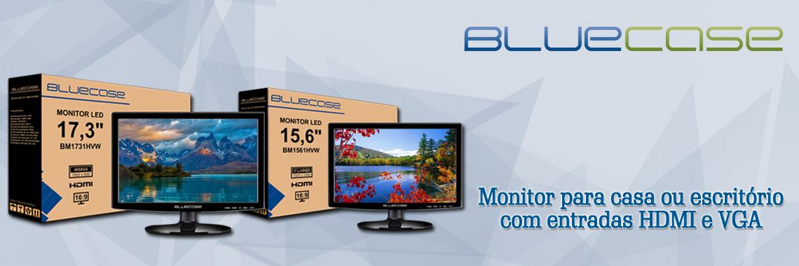 Monitor Bluecase